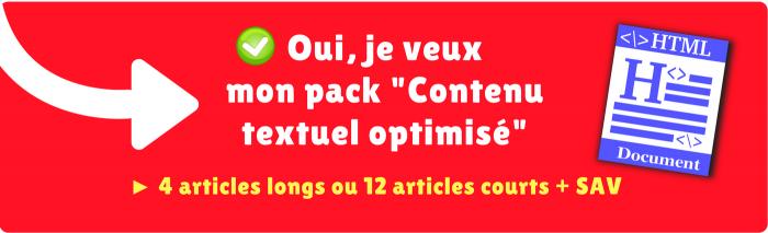 contenu textuel optimise cta redaction business