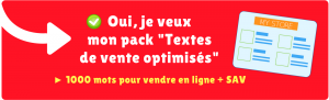 textes de vente optimisés cta redaction business