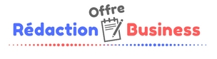 logo 2018 offre redaction business