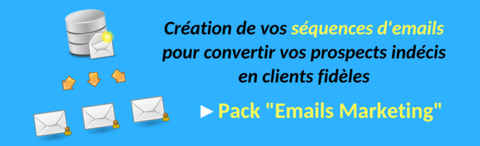 pack emails marketing 2020