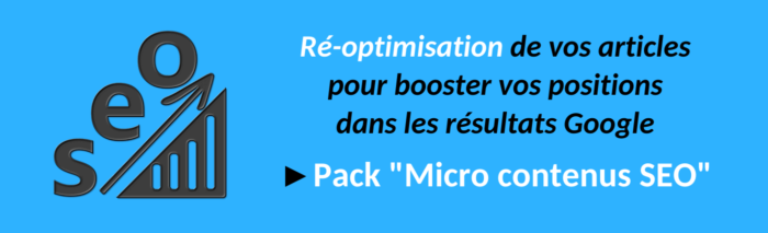 pack micro-contenus seo 2020