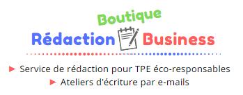 Boutique Rédaction-Business