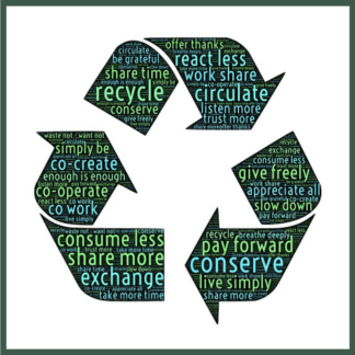 Réécriture Recyclage éditorial 1